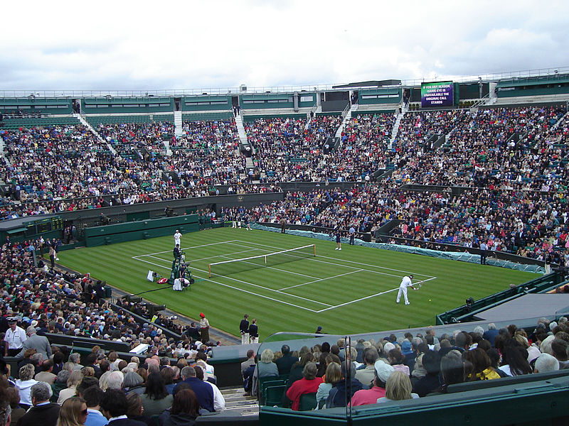 The Wimbledon Championships are central to the history of tennis