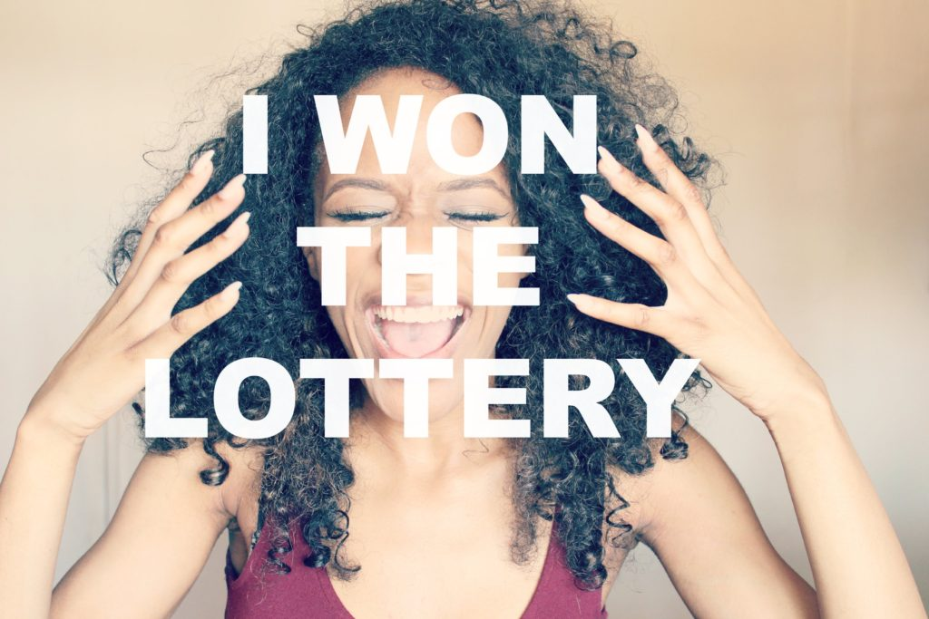 Learn how to play the lottery anywhere, and this could be you someday
