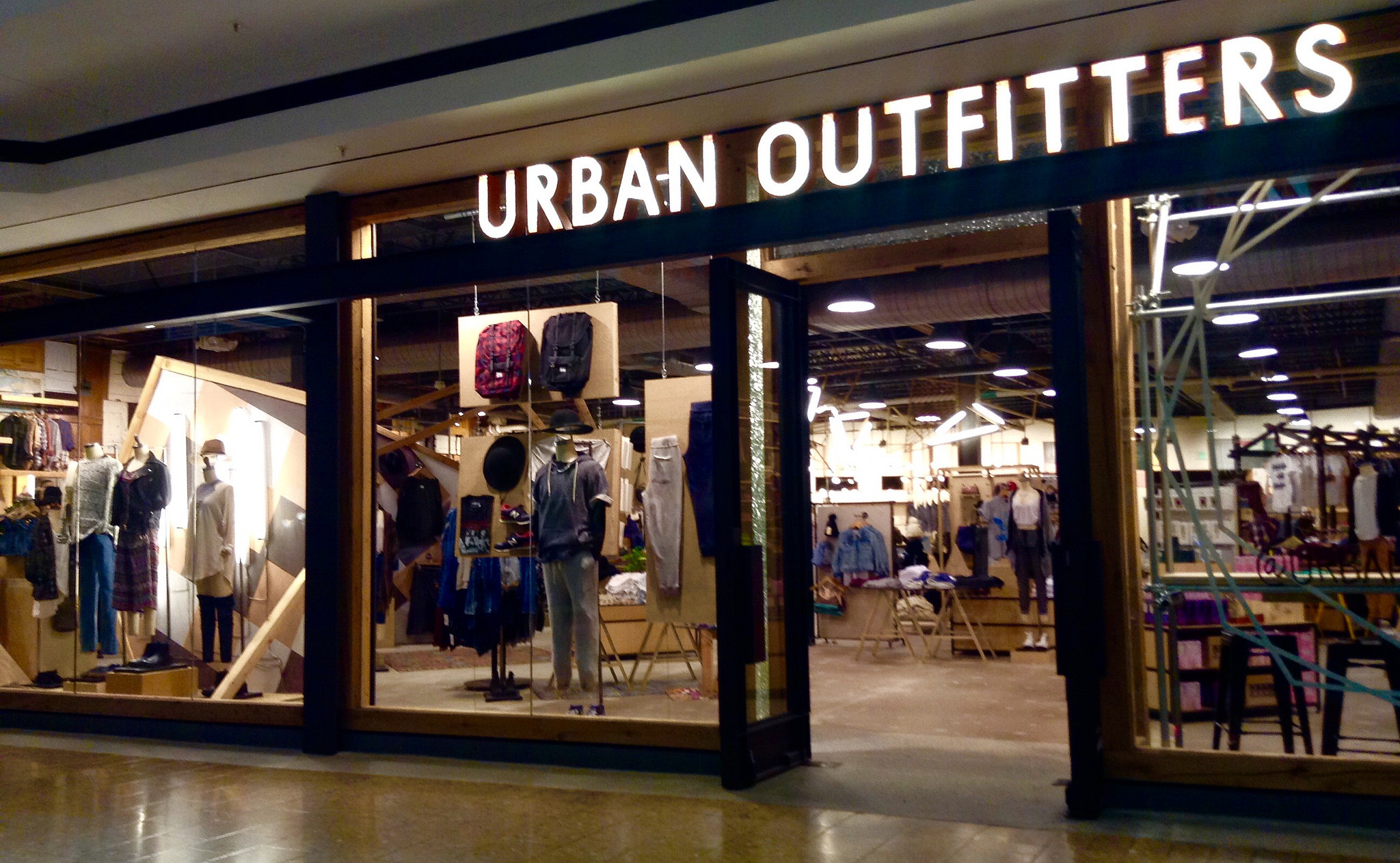 Urban Outfitters is one of The biggest names in fast fashion