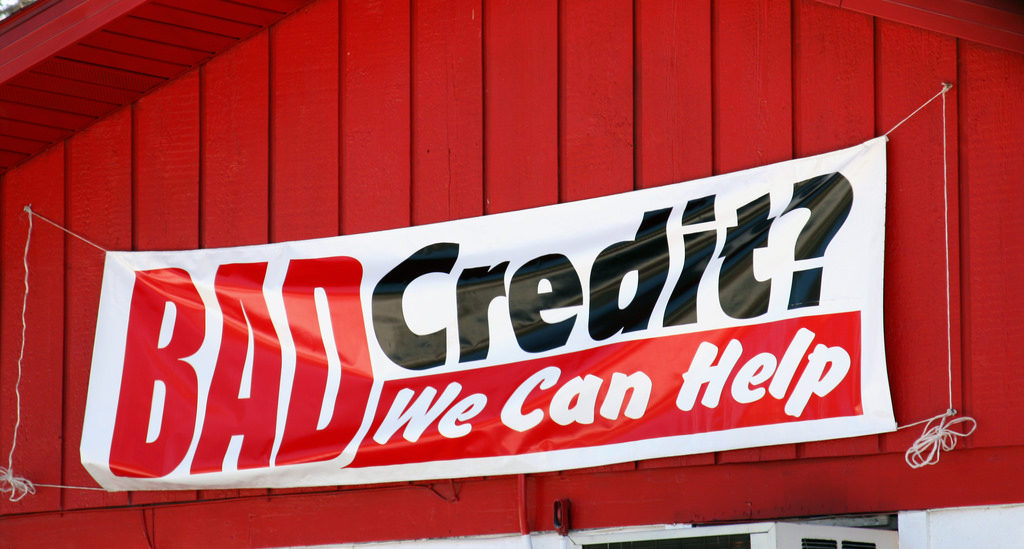 Do you know how to Get A Loan with Bad Credit?