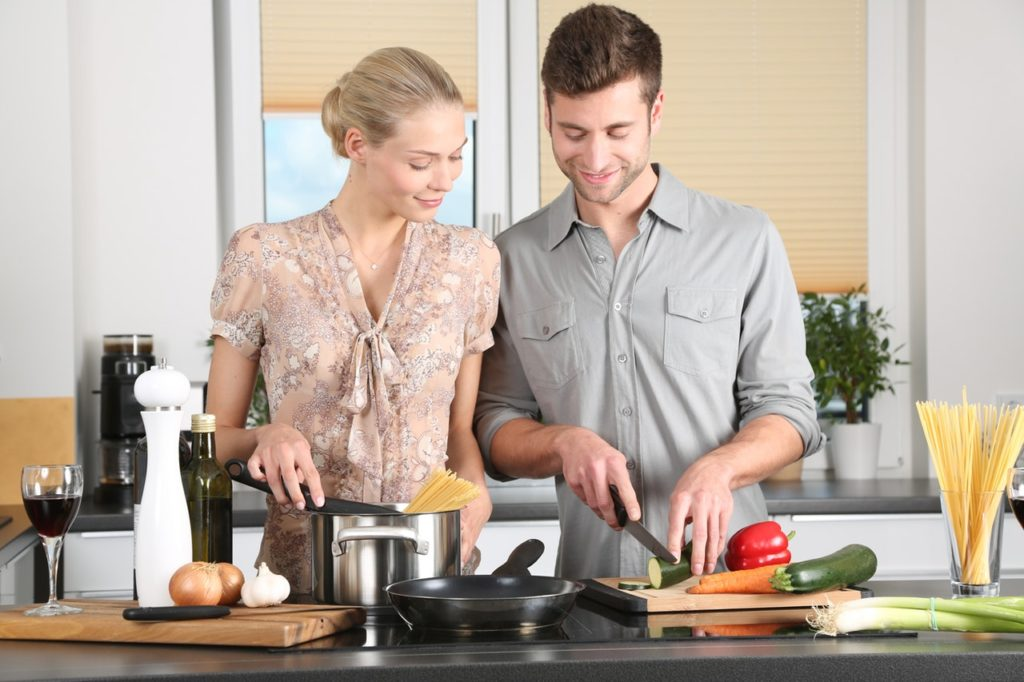 There are many good reasons to improve your cooking skills